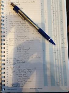 chronograf planificateur