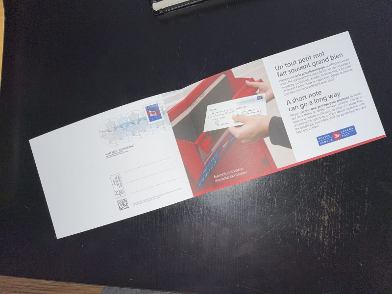 Sévices postaux mésadaptés